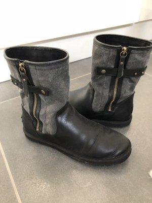 UGG Snow Boots multicolored mixture fibre