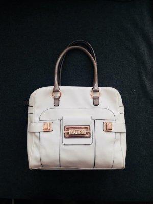 Orginal White Guess Bag