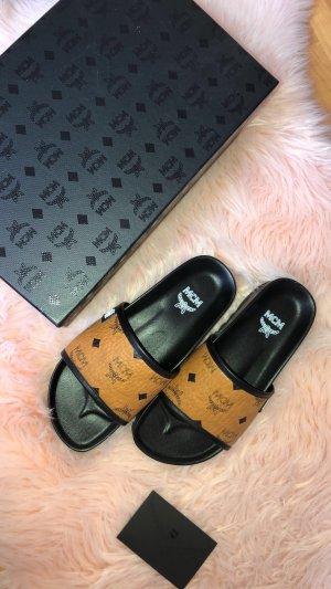 MCM Outdoor Sandals brown