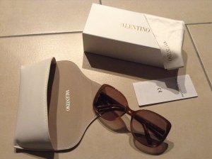 Orginalverpackte Luxus Designer Sonnenbrille von Valentino mit Zubehör