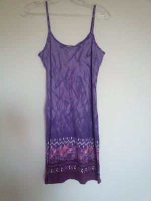 Orientalisches Kleid Lila Gr. S