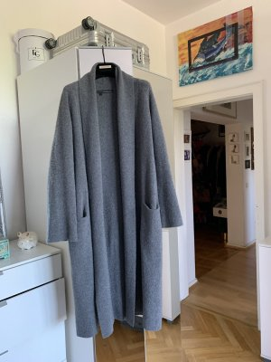 Orig 360 Sweater Strickmantel grau S Cardigan hippie 749€ Strickjacke