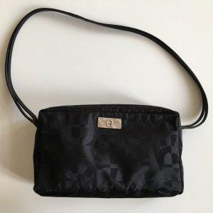 Orig. Aigner Monogramm Bag Tasche Handtasche Logo