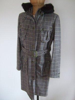 Belstaff Manteau en laine multicolore laine