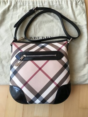 Burberry Crossbody bag multicolored