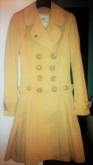 orig. Burberry Trenchcoat Gr. S / 36 beige