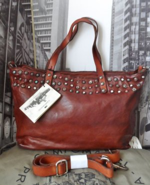 orig. Campomaggi Leder Tasche C12530 Ravenna NEU mit Etikett