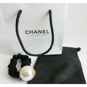 Chanel Bandeau cheveux noir