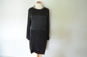 Orig. CHLOÉ Couture Kleid T38 /FR D 36 teure Hauptlinie mit Strass Steinen