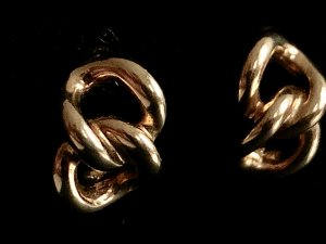 Dior Earclip gold-colored