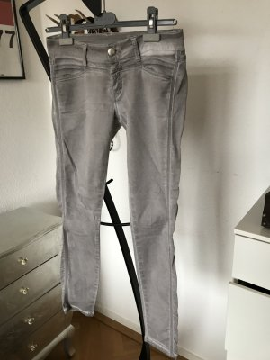 Orig CLOSED Pedal Star Cropped grau 26 Jeans Skinny Hose
