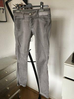 Orig CLOSED Pedal Star Cropped grau 26 Jeans Skinny Hose