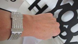 """Orig. """"D & G"""" Uhr/Armband silber- Dolce & Gabbana TOP ZUSTAND!"""