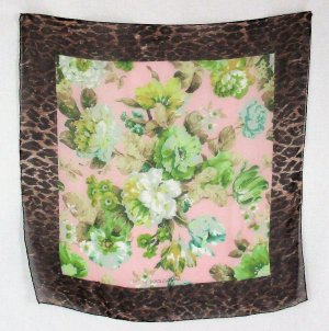 Dolce & Gabbana Neckerchief multicolored silk