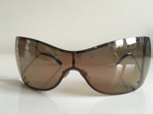 Dolce & Gabbana Sunglasses silver-colored-cognac-coloured metal