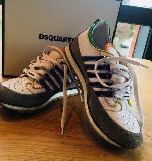 Orig. DSQUARED2 Sneaker, super stylisch, selten getragen, Gr. 38