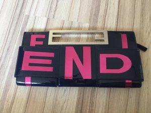 *Orig. FENDI Identification Clutch *Statement Tasche *Np 990,- *BLOGGER Bag