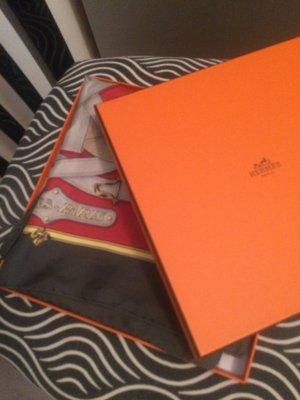 Hermes Paris Kerchief multicolored