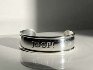 Joop! Armlet silver-colored