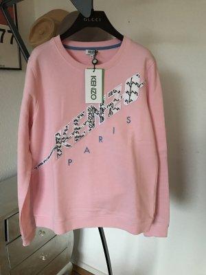 Orig KENZO Pullover Hoodie Sweatshirt rosa M Neu Sweater pink 229€