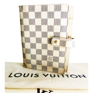 Louis Vuitton Custodie portacarte bianco sporco