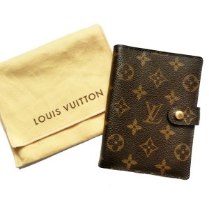 "ORIG. LOUIS VUITTON ""AGENDA FONCTIONNEL PM"" TIMER NOTIZEN / GUTER Zustand"