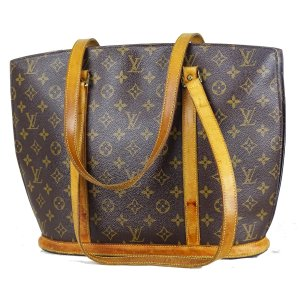 Louis Vuitton Shopper brun