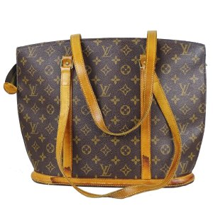 Louis Vuitton Borsa shopper marrone