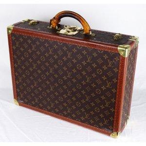 Louis Vuitton Koffer bruin