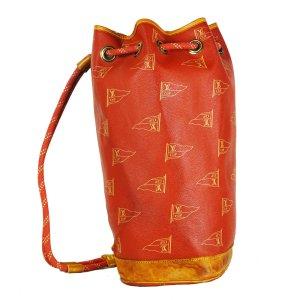 Louis Vuitton Sac bandoulière rouge foncé
