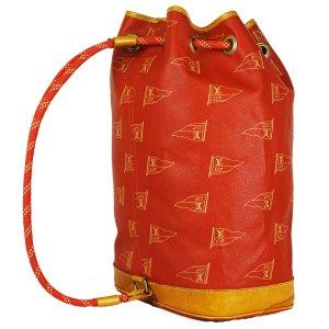 Louis Vuitton Sports Bag brick red
