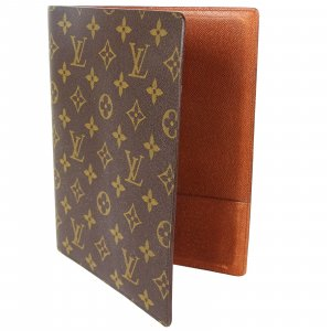 Louis Vuitton Porte-cartes brun