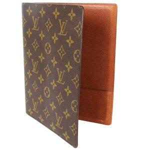 Louis Vuitton Kaartetui bruin