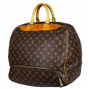Louis Vuitton Borsa sport marrone