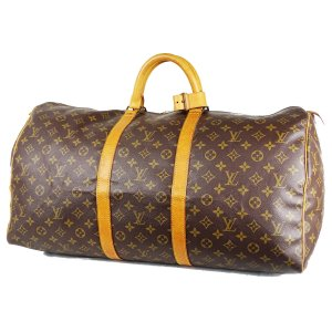 "ORIG. LOUIS VUITTON ""Keepall 55 "" Reisetasche / GROSS/ Handgepäck / GUT"