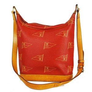 Louis Vuitton Sac bandoulière magenta