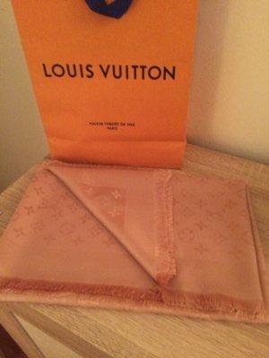 Louis Vuitton Bufanda de seda nude