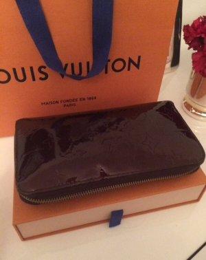Orig. Louis Vuitton Monogram Vernis Geldbörse - letzter Preis