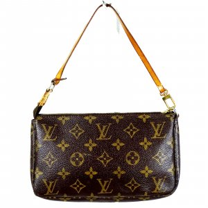 Louis Vuitton Bolso de mano marrón