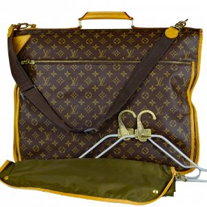 Louis Vuitton Suit Bag brown