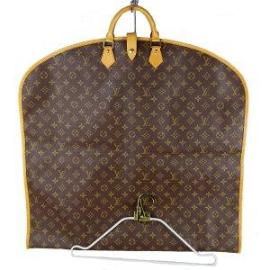 Louis Vuitton Kledingzak bruin