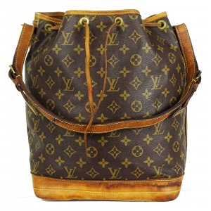 Louis Vuitton Bolso tipo marsupio marrón
