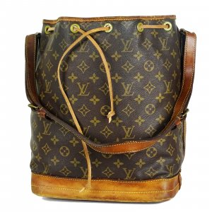 Louis Vuitton Sac seau brun