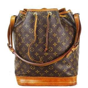 Louis Vuitton Sac seau brun