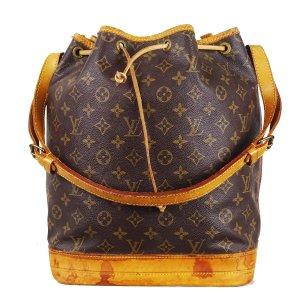 Louis Vuitton Borsellino marrone