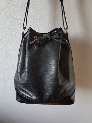 Louis Vuitton Handtas zwart