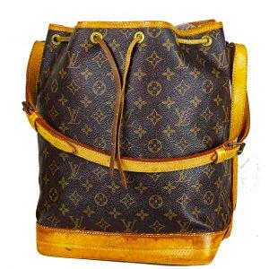 ORIG. LOUIS VUITTON SAC NOE GROSS Beutel Handtasche / GUTER ZUSTAND