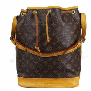 Louis Vuitton Borsellino marrone
