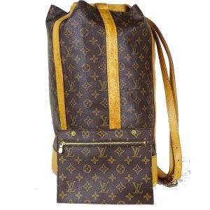 Louis Vuitton Trekking Backpack brown