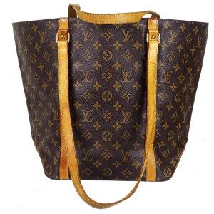 Louis Vuitton Shopper brun